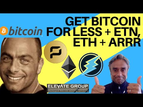 GET BITCOIN FOR LESS + ELECTRONEUM, ETHEREUM & PIRATECHAIN PRICE ACTION – with Amir Ness