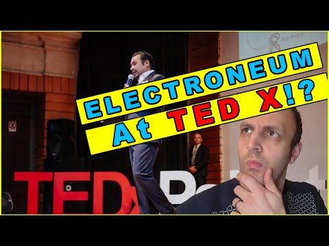 Electroneum TED X …. Binance incoming