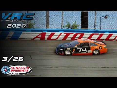 VRC 2020 – Auto Club – Race 3/26