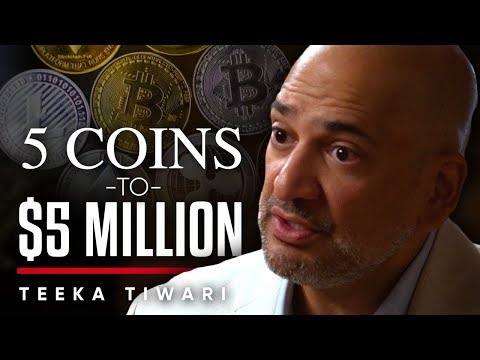 TEEKA TIWARI – 5 *MORE* COINS TO $5 MILLION: A Special Cryptocurrency Investment Event – TRAILER