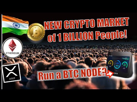 📍SUPREME COURT of INDIA: Crypto is Legal. Why Didn't Price MOVE? BTC Node on HTC. Ripple v. VanEck.