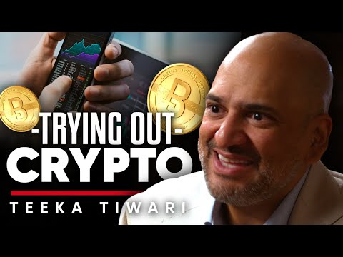 FIGURING OUT THE NEXT CRYPTO COIN: How To Choose Which Cryptocurrency To Invest Into | Teeka Tiwari