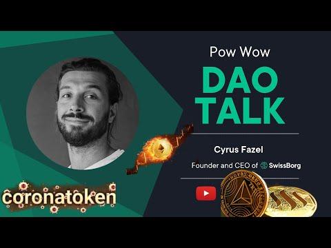 Pow Wow DAO Talk 4: Bitcoin & Crypto Weekly – CoronaCoin, Steemit hostile take-over & more!
