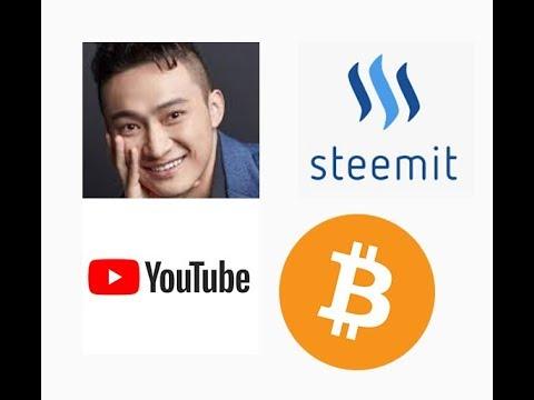Justin Sun's hostile takeover of Steemit full story
