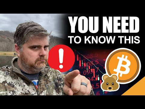 URGENT! WHY IS CRYPTO DOWN? MOST IMPORTANT BITCOIN VIDEO EVER!!