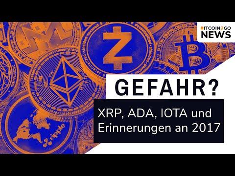 ETH, XRP, IOTA, ADA & Co. – Das unheimliche Comeback der Kryptowährungen