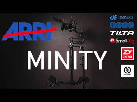 "DigitalFoto Thanos Pro Fake Trinity ""Minity"""