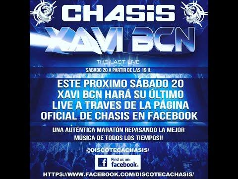 CHASIS – Xavi BCN – The Last Live – 20-06-2020
