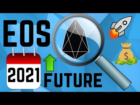 EOS Is Going To Have A HUGE FUTURE In Cryptocurrency! Here's Why