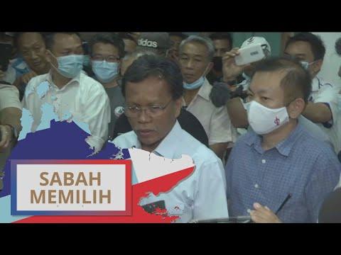 PRN Sabah: Sidang media Presiden Warisan, Shafie Apdal