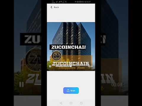 ZuCoinChain first ROI COIN