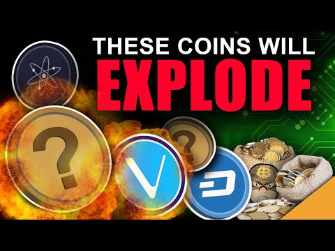 Top 7 Most Explosive Crypto Coins of 2021