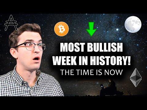 MOST BULLISH WEEK IN CRYPTO HISTORY!