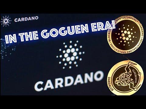 Cardano Goguen UPDATE! MASSIVE!