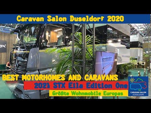 2021 STX Eila Edition One | Largest motorhome across Europe