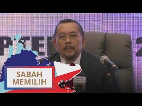 PRN Sabah: Sidang media keputusan penuh PRN Sabah ke-16 oleh Pengerusi SPR
