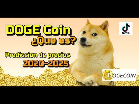 DOGECOIN que es?? Predicciones de Precio 2020-2025… Me conviene Invertir??