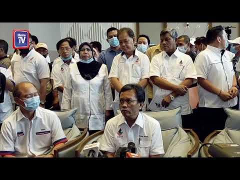 PRN Sabah: Warisan Plus guna tiga logo