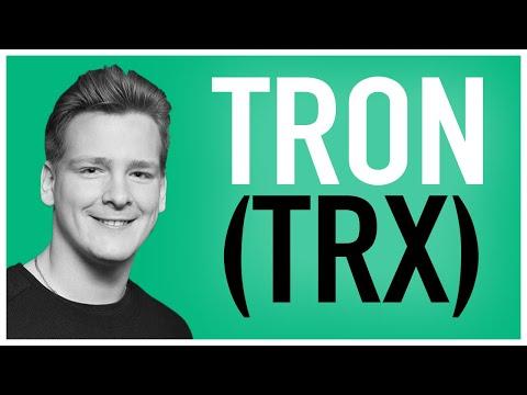 Tron (TRX) is growing their DeFi ecosystem!! Ivan Explains…