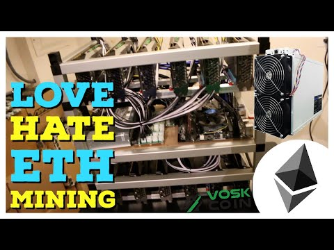 Why I LOVE and HATE Ethereum Mining