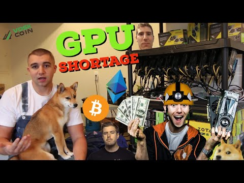 Crypto-miners took our GPUs!! Nvidia SHORTAGE   Mining Profitable?   Ethereum 2.0   Libra   Zort