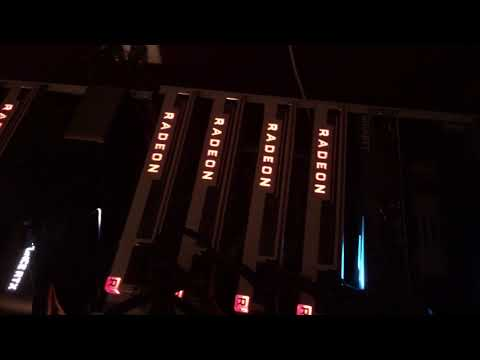 ETH Solo Proxy Mining Rig Update