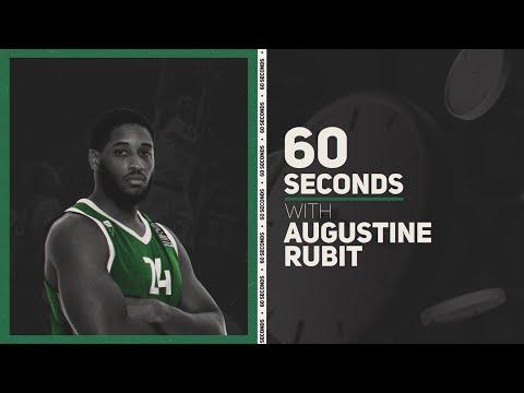#60SecondsWithZalgiris Se03 Ep04 (Augustine Rubit)
