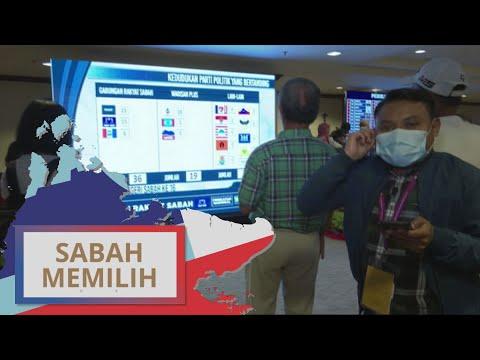 PRN Sabah: Perkembangan keputusan tidak rasmi 9:10PM   #SabahMemilih