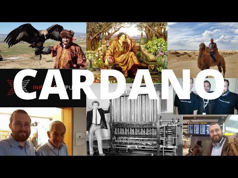 CARDANO ADA- A THREAD ON CHARLES HOSKINSON