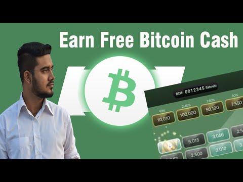 Bitcoin Cash App থেকে আয় করুন । Weekly Payment | Best Application 2020