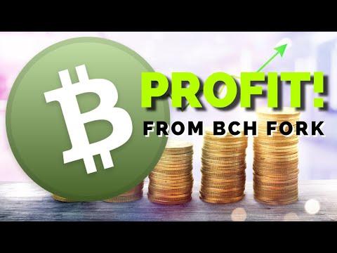 Bitcoin Cash HARD FORK TRADING STRATEGY!! $BCH
