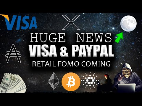 """This is HUGE News! """"The Time is Now for Crypto"""""""