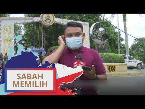 PRN Sabah: [15:40PM] Perkembangan terkini dari Istana negeri Sabah | #SabahMemilih
