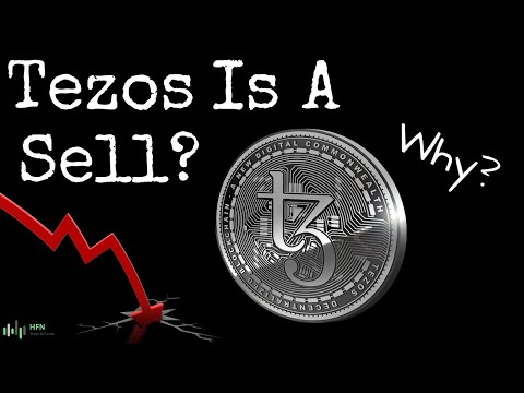 Tezos (XTZ) Is A Sell? – Why?