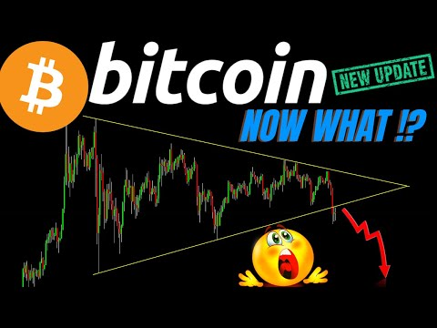 MUST SEE! BITCOIN UPDATE!! COULD THIS BE IT? Crypto BTC TA price prediction analysis, news, trading