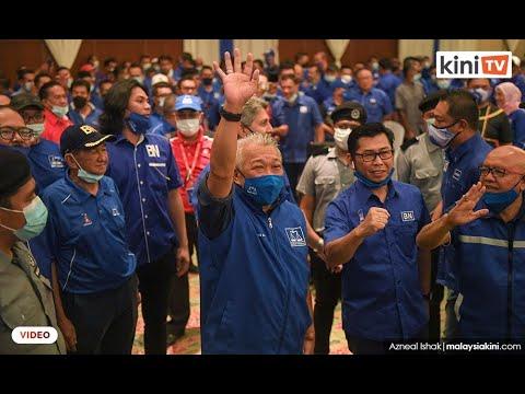 Senarai calon Umno PRN Sabah