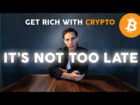 You Can Still Get Rich With Cryptocurrency Without Investing A Lot! Here's why…