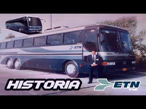 Historia de  ENLACES TERRESTRES NACIONALES ETN | BUSOLERO MX