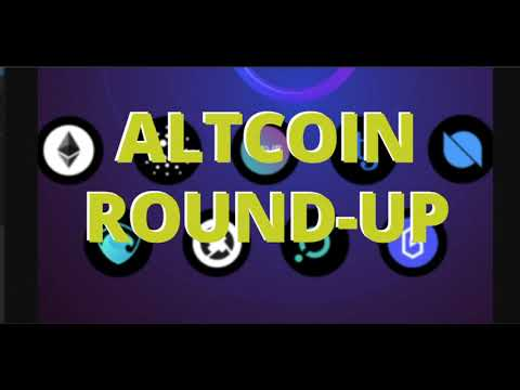 Altcoin Round-up (Ethereum, Cardano, Aave, Band, Ontology, Aragon, 0x, Icon, Tezos)