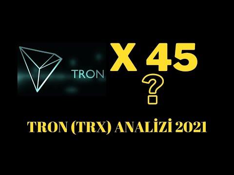 2020 2021 Boğa Koşusu Altcoin Sepeti TRON TRX COIN İNCELEMESİ
