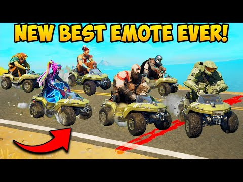 *NEW* BEST EMOTE IN HISTORY!! (Lil' Warthog!) – Fortnite Funny Fails and WTF Moments! #1119