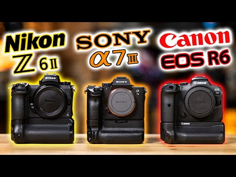 Canon EOS R6 vs Sony a7 III vs Nikon Z6 II: Which Camera SHOULD You Buy? (2021)