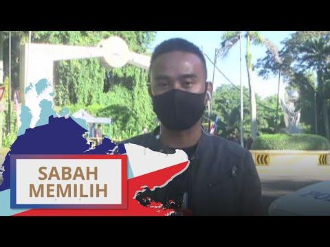 PRN Sabah: [07:30AM] Perkembangan dari Istana Negeri Sabah