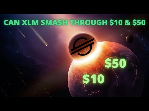 Can XLM SMASH THROUGH $10 & $50 Price Levels? EURO Stablecoin issued by one of the oldest Banks!!!