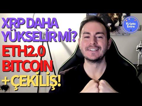 XRP Daha Yükselir Mi? Bitcoin Ne Olacak? Ethereum 2.0 ve Fazlası (23 Kasım 2020)