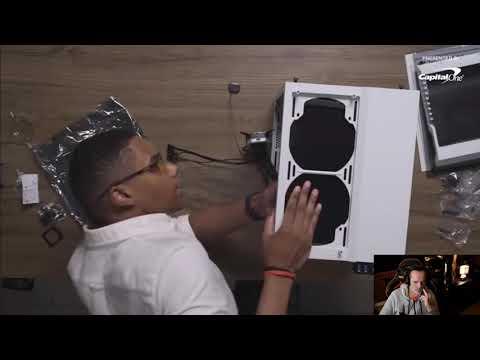 Reaction auf PC-Bau Superfailvideo von The Verge   DasMonty uncut
