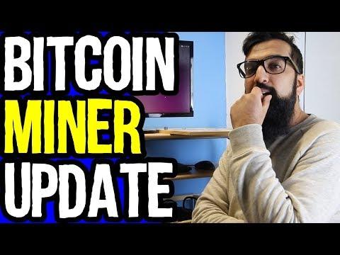 My Bitcoin Mining Rig Update    Urdu Hindi Punjabi