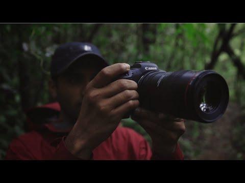 Shot on Canon EOS R5 with EOS Ambassador Amoghvarsha JS