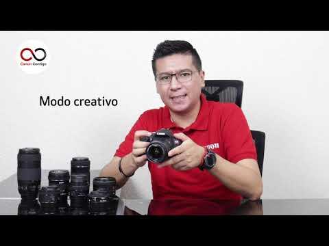 EOS Rebel T7, una cámara ideal para iniciar en la fotografía