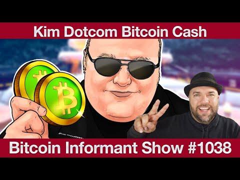 #1038 Coinbase plant Börsengang & Kim Dotcom spricht sich für Bitcoin Cash aus